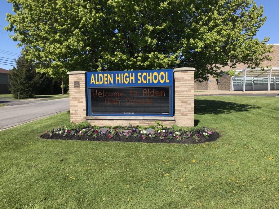 Breaking News: Alden goes fully back to school