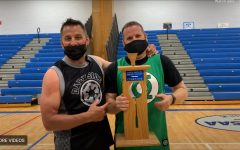Carll and Casillo take home badminton tourney title