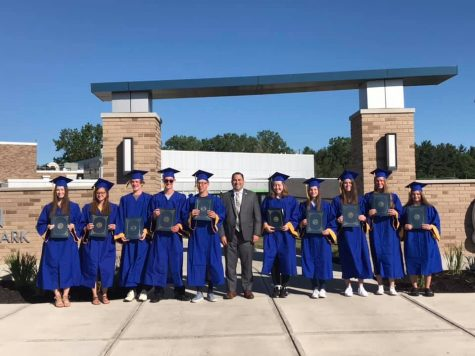 Top Ten Proclamation for the Class of 2021