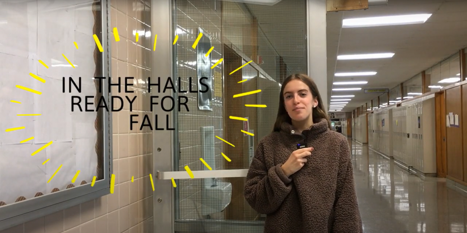 In the Halls: Ready For Fall